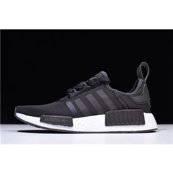 Adidas NMD R1 Trace Grey Metalic/White Shoes CQ2412