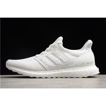 "2018 Adidas Ultra Boost Clima 4.0 ""Triple White"" BY8888"