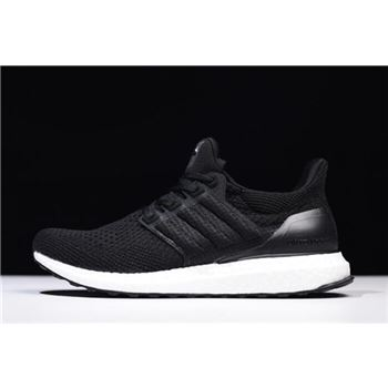 New Adidas Ultra Boost UB4.0 Hollow Black White BY6166