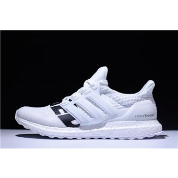 Undefeated x Adidas Ultra Boost White/Black B22481