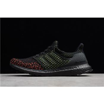 2018 Adidas Ultra Boost Clima 4.0 Core Black/Solar Red AQ0482